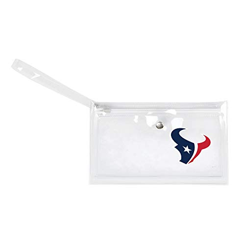 Zzs-houston Texans Handmade Football Keychain Blue Red Accessories Key & Card Holders