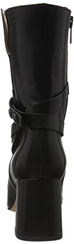 Marc Shoes Damen Helena Kurzschaft Stiefel Schwarz (Black 00100)
