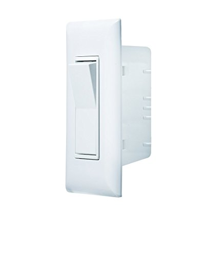 RV Designer S841, Self Contained Contemporary Touch Switch with Cover Plate, Speedwire, -
