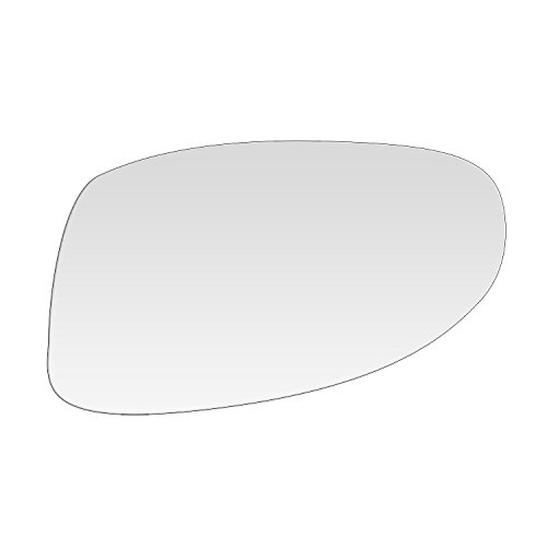 1052 Glasses - Pilot Automotive Driver Side Power Non-Heated Replacement Mirror MI-1052