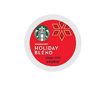 keurig starbucks holiday blend - 1