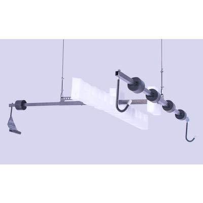 - Lange Originals Hoist-A-Cart - 014-100