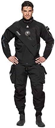 Waterproof D9X Mens Breathable Drysuit (Large)