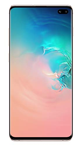 Samsung Galaxy S10+, 1TB, Ceramic White - Fully Unlocked (Renewed)
