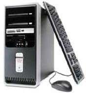 Compaq Presario MCE SR2129ES CORE 2 DUO E6300 320GB - Ordenador de Sobremesa