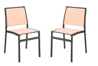 dafnedesign. com - N ° 2 sillas - Revestimiento Batyline ...
