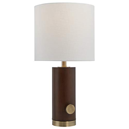 (Rivet Contemporary Table Lamp, 19