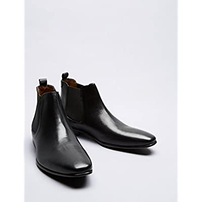 Amazon Brand - find. Men's Albany Formal Leather Chelsea Boots: Shoes