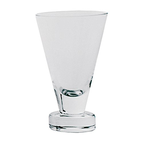 (D&V Glass Temptationz Collection Stemless Port/Wine Glass, 3-Ounce, Set of 12)