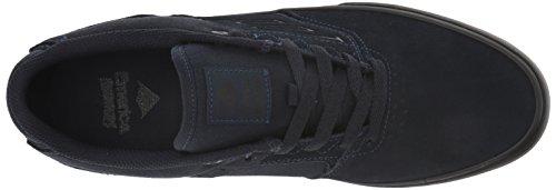 Skate Reynolds Vulc Low The Black Shoe Navy Emerica q65I7