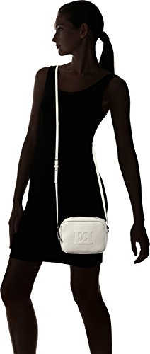 x ESCADA White Off Ab723 T B 5 White Off Women��s Cross cm H Bag 6x13 Body 5x18 A6gq4A