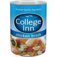 College Inn Chicken Broth 14.5 oz (Pack of 24)