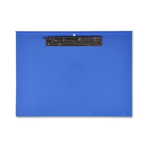 Lion Computer Printout Clipboard - 12.75 x 17.75 - Clamp - Blue by Lion Products -