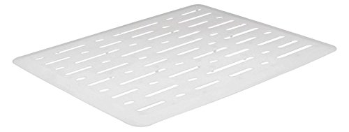 Rubbermaid 1G1606WHT Large Sink Mat 15.9
