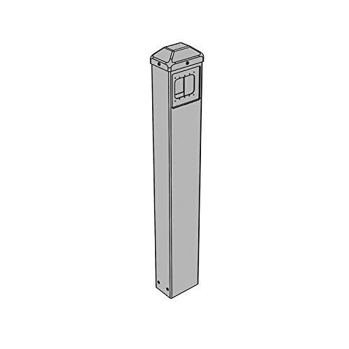 LCN 8310866 8310-866 Bollard Post, 42'' x 4'' x 6'' by Lcn