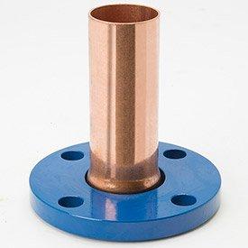 Mueller PRS Fittings 3 FTG 150LB COMP FLANGE Copper (Comp Fitting)