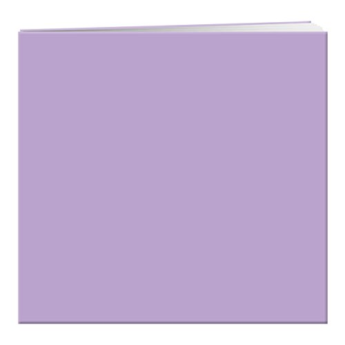 Pioneer Pastel Leatherette Post Bound Album 12
