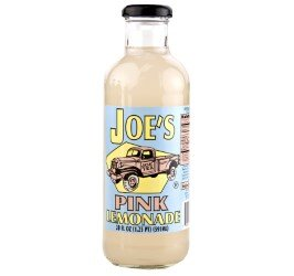 Joe Tea Pink Lemonade 20 oz. (12 Bottles)
