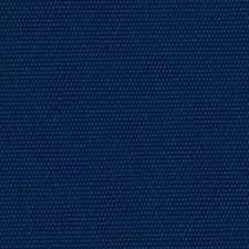 Sunbrella Navy Blue Outdoor Canvas Fabric Zip On Twin Size Mattress Cover for Porch Bed Daybed Swing (Sunbrella Cover Mattress)