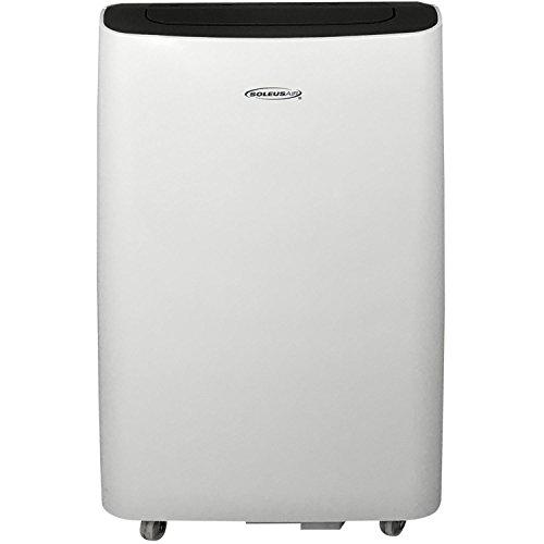 SoleusAir PSX-08-01 Portable Air Conditioner, White