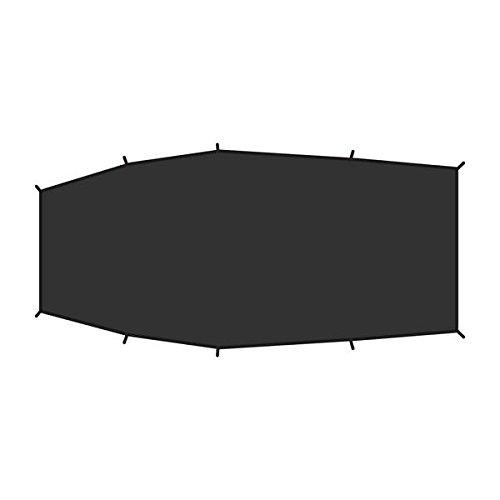 Fjällräven Shape 3 Footprint - Verstärkungsboden für Shape 3 aus Robustem, wasserdichtem Nylon. Schützt Den Zeltboden Bei steinigem Oder unebenem Untergrund vor Abrieb und Schäden.