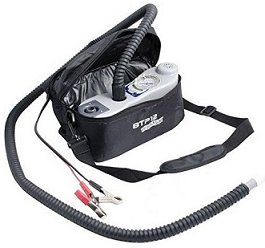 BTP12 Dual Stage Electric Pump for Inflatable SUPs by BTP12