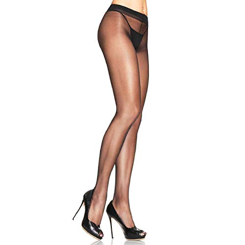 - Leg Avenue Womens Spandex Sheer Support Pantyhose