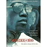 Murder At 1600 : Widescreen Edition