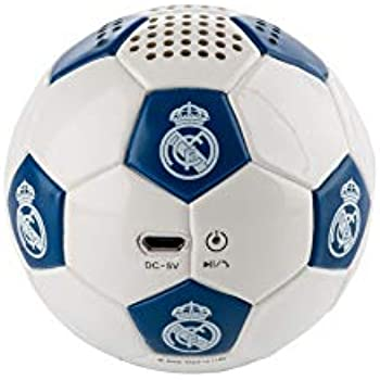 Real Madrid Altavoz Bluetooth In...