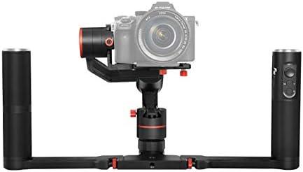 Feiyu Tech a1000 - Kit estabilizador Dual Hand para Cámaras Reflex ...