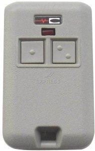 Ring Multi Key - Linear Multi-Code Key Ring Transmitters, 2-Channel (308301)