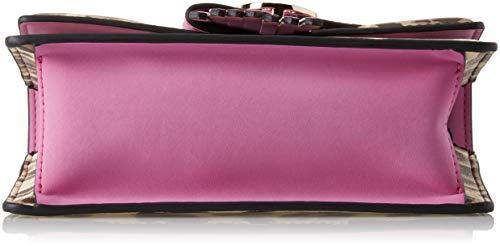 Cm Rosa Jeans 20 fuxia Bolso 9y099998 Para Bandolera H 75b00518 w Trussardi Mujer L 5x16x9 X zw6BB