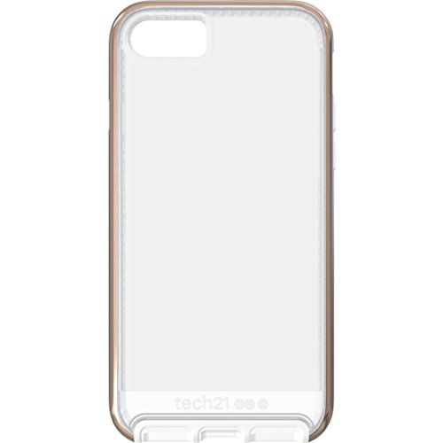 Tech21 Evo Elite Case for iPhone 7- Polished Rose Gold (Tech21 Evo Elite Case For Iphone 7)