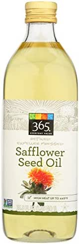 Cooking Oils: 365 Everyday Value Safflower Seed Oil