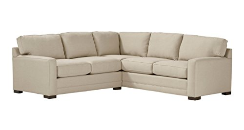 Stone & Beam Dalton Transitional Sectional Sofa, 98.5
