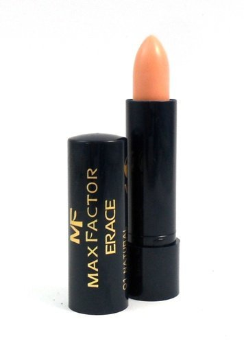 2 x Max Factor Erace Cover Up Stick - 01 Natural