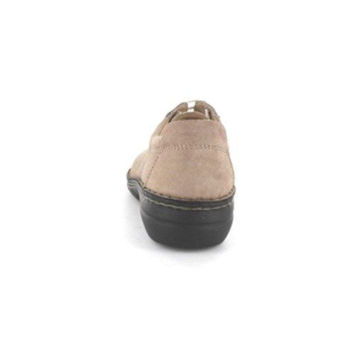 Finn Comfort Lexington 2056419345Mujer con cordones Marrón - marrón