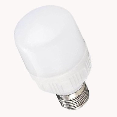 12W E26/E27 Bombillas LED de Mazorca T 12 leds SMD 2835 Decorativa Blanco Cálido