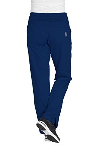 6d0fe6cbce6 Grey's Anatomy Active 4276 Yoga Pant Indigo S by Barco (Image #2)