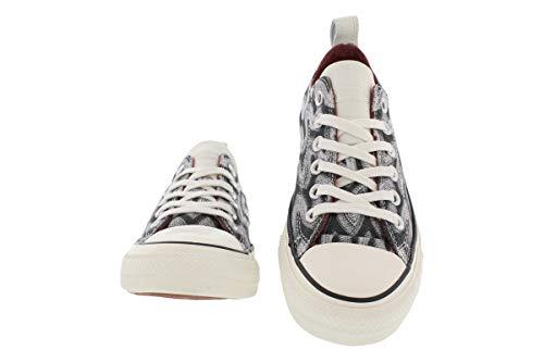 All grigio Taglia nero 39 Taylor 5 Colore Chuck Bianco 151257c Converse Star EUH1qx