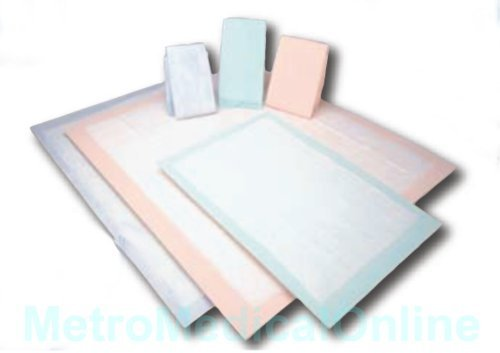 """Prevail Super Absorbent Air Permeable Underpads UP-048 (32x36"""""""") (Case of 48)"""""""" by First Quality Prevail"""