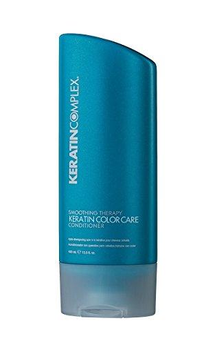 Keratin Care Smoothing Conditioner (Keratin Complex Keratin Color Care Conditioner, 13.5-Ounce Bottle)