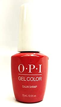 Gelcolor Soak Off Gel Nail Polish 0.5 Oz Cajun Shrimp Gc L64 by Nail Polish & Soak Off Gel Opi Soak Off Gel A592