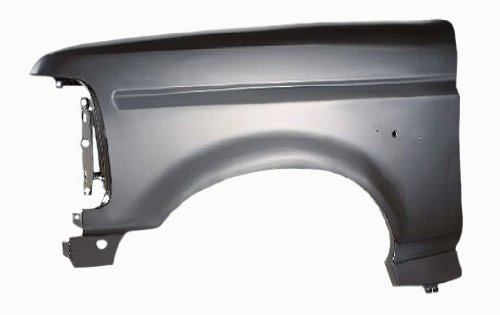 OE Replacement Ford Front Driver Side Fender Assembly (Partslink Number FO1240138) (Ford 92 1992 Bronco Drivers)