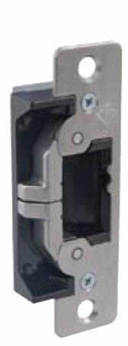 - Adams Rite 7400 Series Satin Stainless Zinc Aluminum Alloy UltraLine Electric Strike, 12/24 VAC/VDC (Pack of 1) by Adams Rite