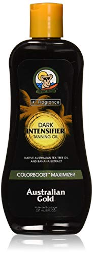 5. Australian Gold Dark Tanning Oil Intensifier