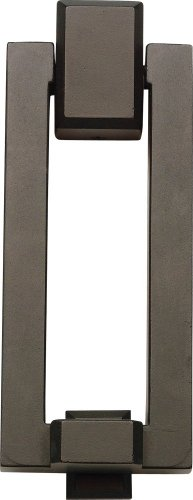 Atlas Homewares DK644-O 5.38-Inch Mission Door Knocker, Aged Bronze by Atlas Homewares