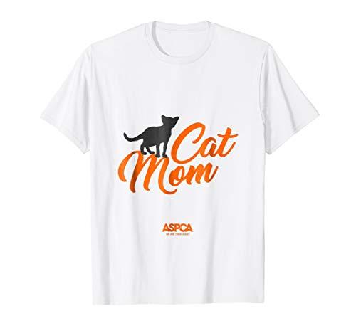 - ASPCA Cat Mom T-Shirt Light