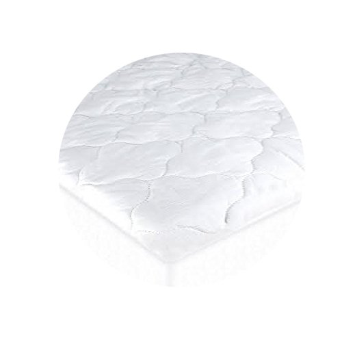 Premium Quilted Cotton Waterproof Bed Bug Proof Fitted