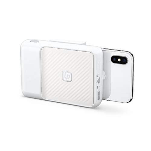 Lifeprint 2x3 Instant Print Camera for iPhone. Turn Your iPh